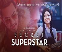 `Secret Superstar` witnesses a strong jump at the box office
