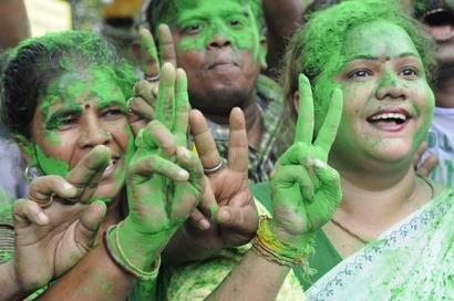 TMC sweeps civic polls in Bengal, BJP finishes second
