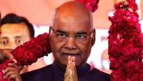 Ram Nath Kovind to swear in as 14th President of India today