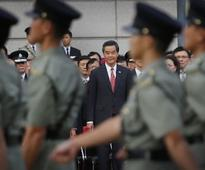 Chinese Premier offers support for Hong Kong's chief ...