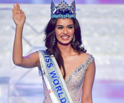 Chill, not upset over Tharoor's quip, says Miss World