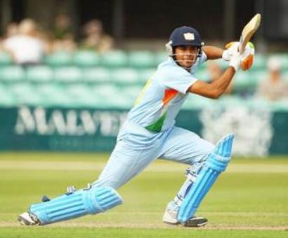 Tiwary, Pandey star in big win over South Africa 'A'