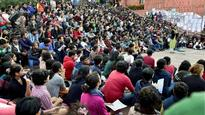 JNU row: Students found guilty barred from voting in union polls