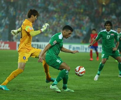 South Korea beat Iraq 2-0 to reach Asian Cup final
