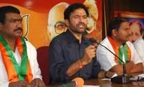 Free laptops, special budget for agriculture in BJP's Telangana