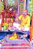 Prachin Bhairav Mandir organises Bhandara on Akshaya Tritiya